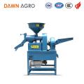 DAWN AGRO Pequena Combinação Peeling Arroz Fresadora 0816