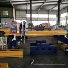 Máquina de corte por plasma CNC para uso amplio