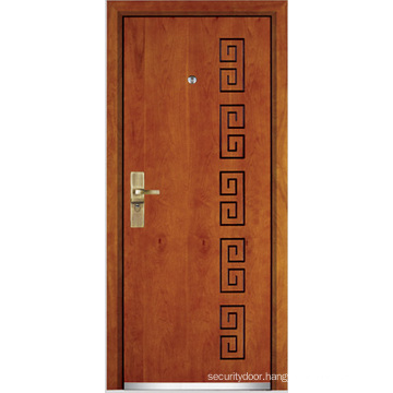 Steel Wooden Armored Door (YF-G9006)