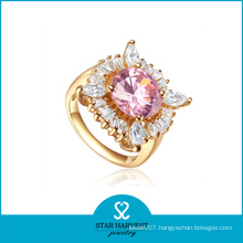 Charming Noble Silver Jewellery with Custom Design (R-0509)