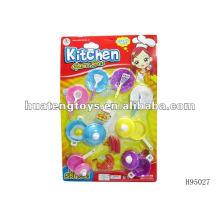 Plastikbabykochspielsatz H95027