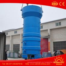 Máquina de la extracción del aceite del extractor de aceite de soja de la soja de la torta de aceite 30t