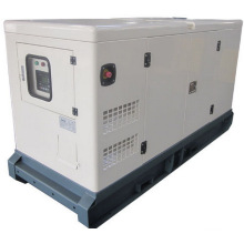 Unite Power 20kw Soundproof Isuzu Engine Generator Set