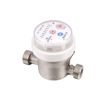 Single Jet Mechanical Water Meter