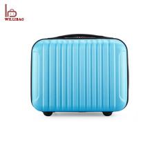 Großhandelsflughafen-Laufkatzen-Koffer-Gewohnheits-ABS Gepäck