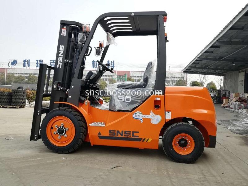 Diesel Power Forklift