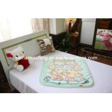100% акриловая детское одеяло (NMQ-LBB006)