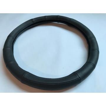 "18"" Leather steering wheel wrap"