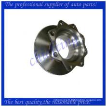 4079000400 CVD583 490665272 06625000A 58121 MBR5045 pour disque de frein de camion volvo