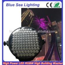 GuangZhou 100pcs x 10W 1000 watt levou luz de inundação