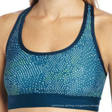 Sexy Bra, Custom Design Dri-Fit Yoga Bra, Sports Bra, China Factory′s Sports Bra, Women Wear
