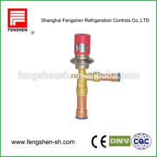 Válvulas termostáticas de expansión de presión constante