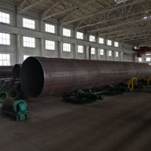 ASTM 795 Schedule 40 ERW Steel Pipe