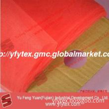 100% 20D Nylon semi dull square net mesh