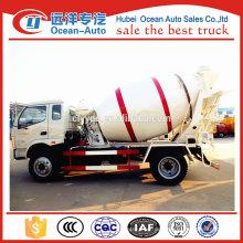 Foton kleine 3 Kubikmeter Betonmischer LKW zum Verkauf