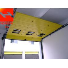 Remote Control Overhead Insulated Panel Door