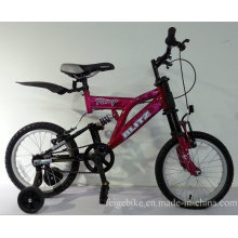 "16 ""Full Suspension MTB Kinder Mountainbike (FP-KDB-SM301)"