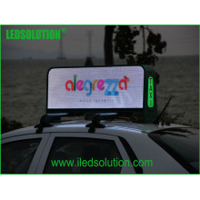 Taxi LED Display LED Taxi Display