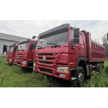 Used HOWO 6X4 Dump Truck 10 Wheels