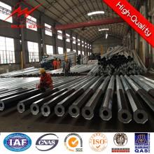 Transmisiones cónicas de acero Fabricación de poste de acero