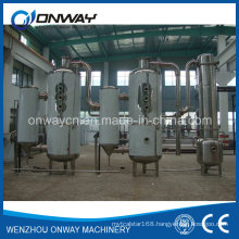 Sjn Higher Efficient Factory Price Stainless Steel Vacuum Evaporator Unit Water Distillation Apparatus