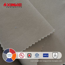 ASTM F1959 ATPV 8.6 arc flash fabric for welding workwear