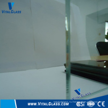Низколегированное поплавковое стекло для строительного стекла