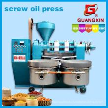 Aceite combinado automático Yzyx120wz que hace la máquina / máquina que prensa del aceite