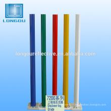Fournisseurs de porcelaine de matière plastique haute réfléchissante de couleur claire