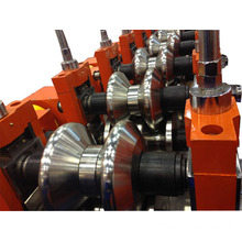 Cold roll forming steel mill