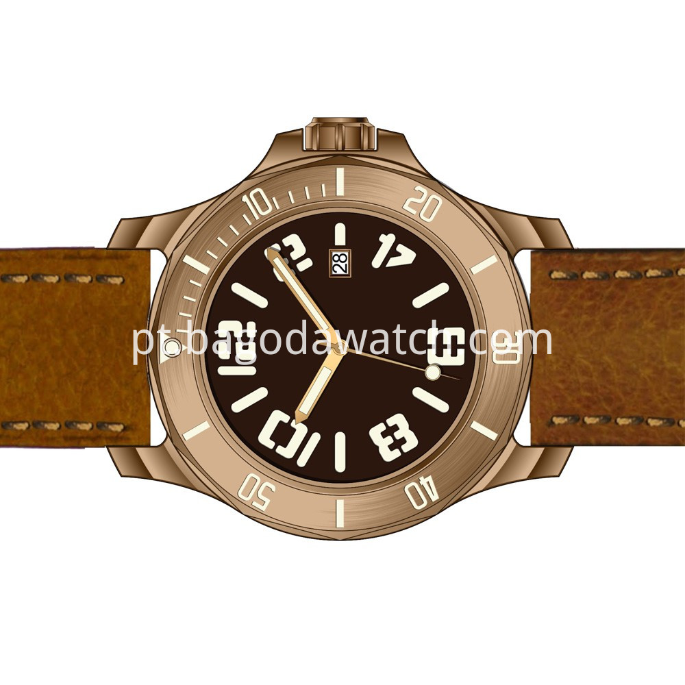 Best Bronze Watches
