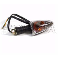 QINGQI QM125-2V Turn Signal Indicators Rear Left Right Dla Sinnis Max II 125cc QM125-2V Oryginalna jakość