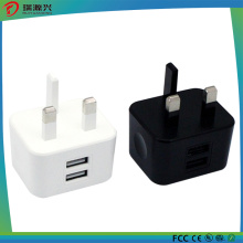 QC 2.0 Quick Charge Dual USB Travel Charger 3.4A (Max)