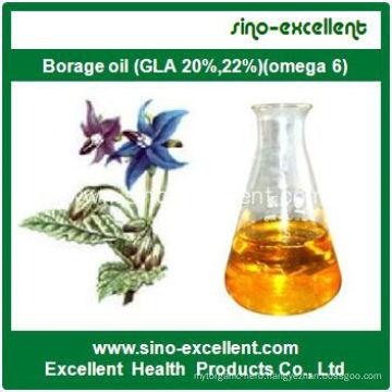 Borage Oil (GLA 20%, 22%) (omega 6)