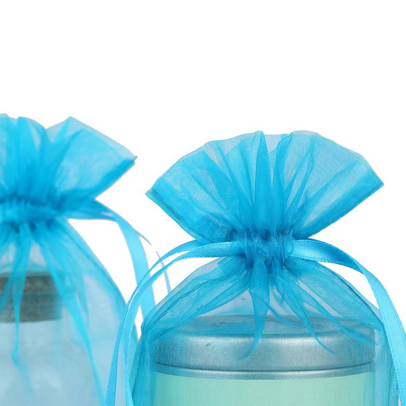 gift packing organza pouch