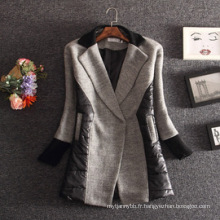 Grossiste Manteau d'hiver de haute qualité pour femmes