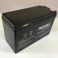 PKCELL lead acid battery 12v 7ah 12v lead acid car battery lead acid battery SLA