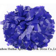 2017 пластик фиолетовый Помпоны