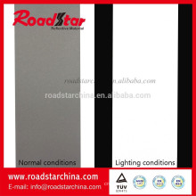 Customize PU reflective artificial leather
