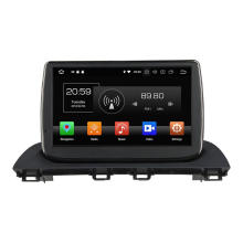 car multimedia system android Axela 2014