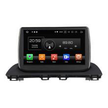 sistema multimedia coche android axela 2014