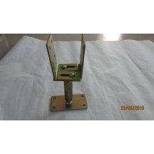 Acero al carbono OEM Estampación de piezas de estructura de acero