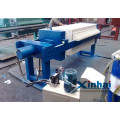 Xinhai Automatic Membrane Filter Press For Gold Mining Group Introduction
