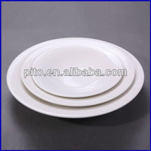 tip foot soup plate