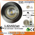 5W LED encastré Downlight Remplacer les lumières halogènes Down (DL-GU10 5W)