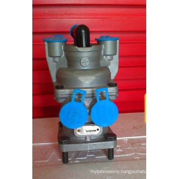 Factory outlets foot brake valve for bus / bus parts