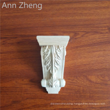 Factory Provider decorative material hand carved wood construction brackets