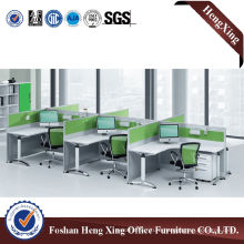 2016 Latest Design 2 Seat Modern Office Workstations Hx-6D067