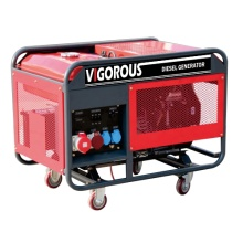 5.5KW Portable Diesel Generator