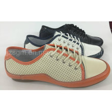 Light Fashion Lace-up Brogue Woman Casual Shoes